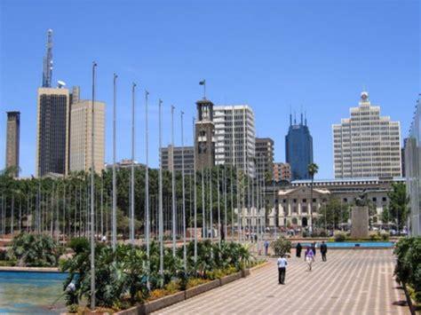 Turismo en Nairobi, capital de Kenia
