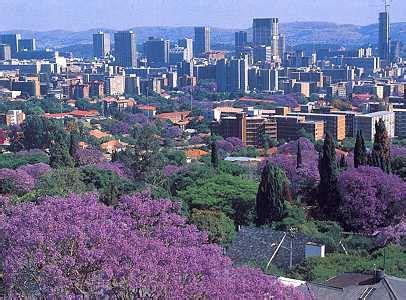 Turismo en Pretoria: La ciudad de los jacarandas   Lugares ...