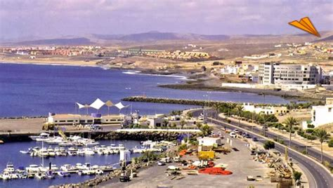 Turismo. Fuerteventura, Puerto del Rosario