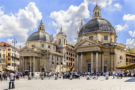 Turismo na Itália   Principais pontos turísticos de Roma ...