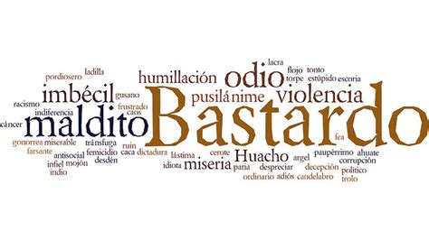 Tus palabras más hirientes del español