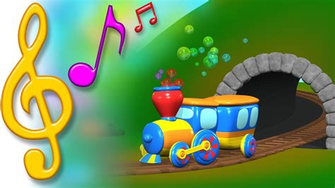 TuTiTu Songs   Train Song   Songs for Children with Lyrics ...