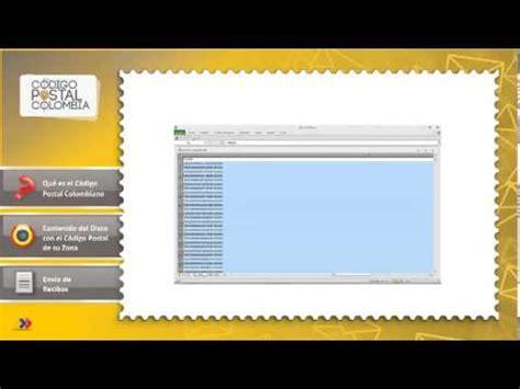 Tutorial Código Postal   YouTube