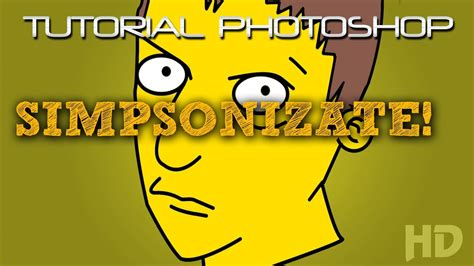 Tutorial de Photoshop : Crea tu propio Simpsons ...