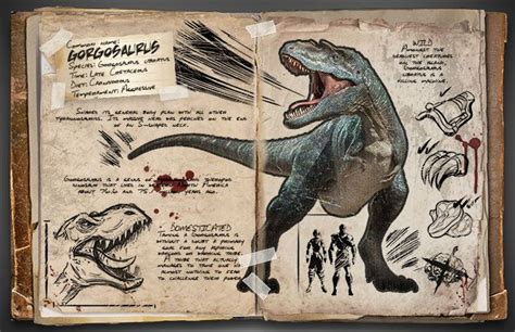 Tutorial de Photoshop: Dossier Ark Survival Evolved ...