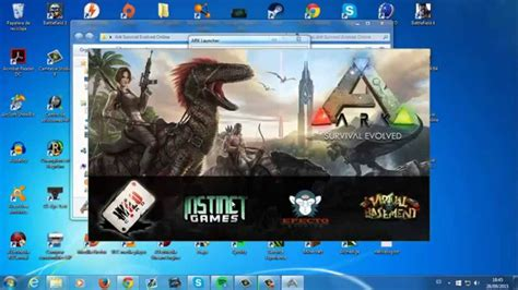 Tutorial Descargar ARK Survival Evolved GRATIS ONLINE MEGA ...