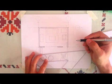Tutorial dibujo arquitectonico 1 muros   YouTube