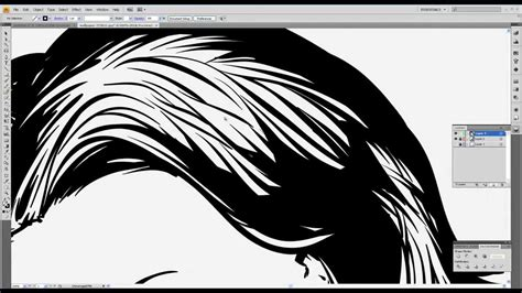 TUTORIAL  HOW TO DO A VECTOR PINUP IN ADOBE ILLUSTRATOR ...