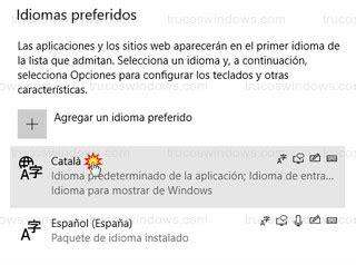Tutorial instalar idiomas adicionales   Trucos Windows