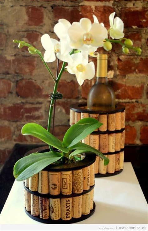 Tutorial jarrones y maceteros DIY para decorar tu casa o ...