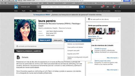 Tutorial: LinkedIn: crear perfiles en otros idiomas   YouTube
