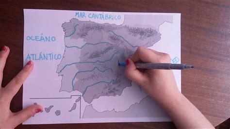 Tutorial mapa físico España   YouTube
