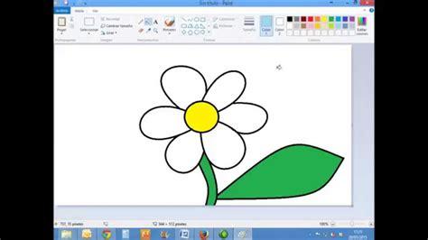 Tutorial Paint 05: Como dibujar con Microsoft Paint una ...