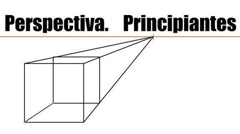 Tutorial Perspectiva. Principiante, 1 punto de fuga. crear ...