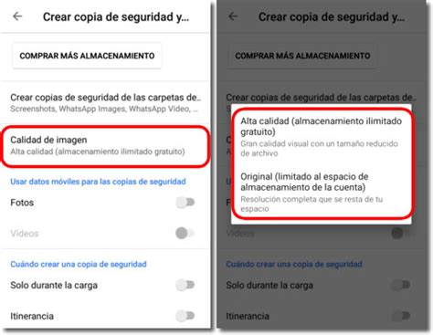 Tutorial sobre uso de Google Fotos