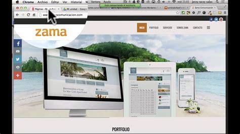 Tutorial Wordpress Español | Pagina de inicio con blog ...
