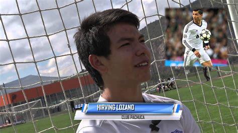 Tuzostv: El perfil de Hirving Lozano.   YouTube