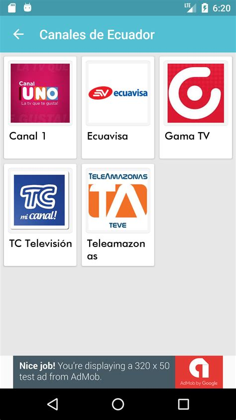 Tv En Vivo Ecuador for Android   APK Download