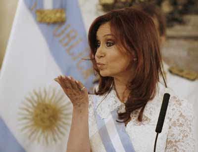 TV Fanatico: Cristina Fernández criticó a la TV Argentina