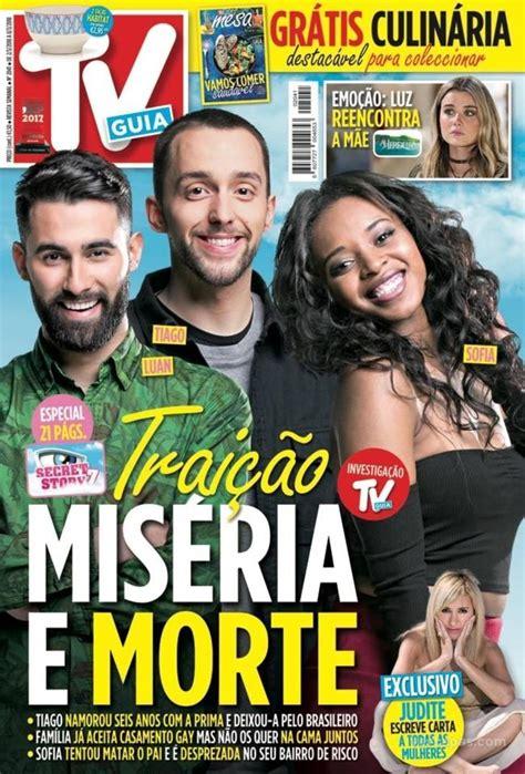 TV Guia Nº 2041  Revisa Semanal de 2 a 8 de Março de 2018 ...