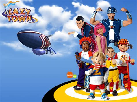 TV. Lazy Town