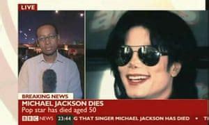 TV ratings   25 June: Michael Jackson s death sees surge ...