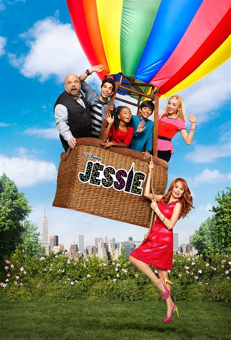 TV Shows Manager   Jessie  2011