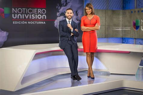 TVNewsCheck: Univision Evening News Being Moved to D.C ...