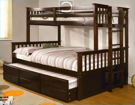 twin over queen bunk bed with trundle   Google Search ...