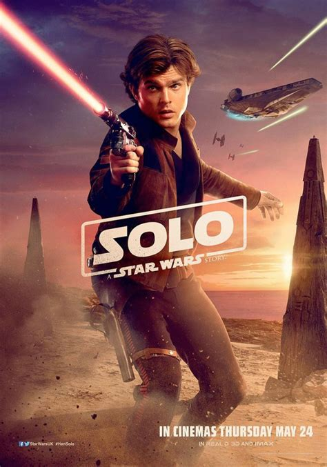 Two Han Solo Sequels May Follow Solo: A Star Wars Story