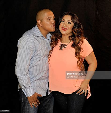 Two time world champion boxer Fernando Vargas and his wife ...