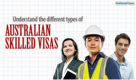 Types of Australian skilled visas for skilled foreign ...