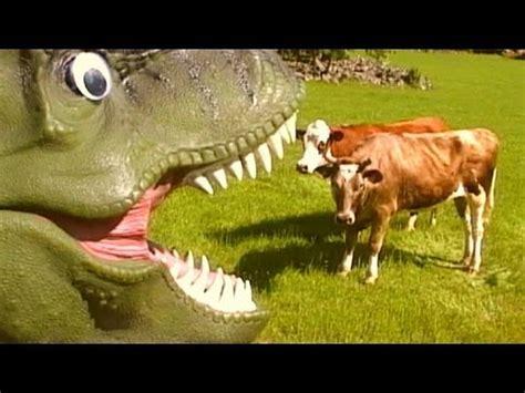 TYRANNOSAURUS REX   music video for kids. Dinosaur Songs ...