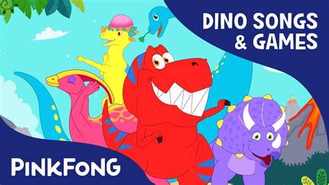 Tyrannosaurus Rex SPECIAL   Dinosaur Songs & Mini Games ...