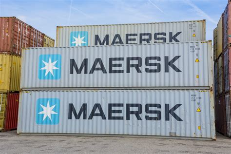 U.S. Authorities Monitoring 76 Containers Lost from Maersk ...