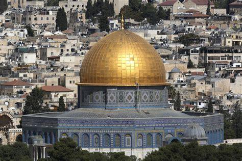 U.S. to Recognize Jerusalem as Israel's Capital, Trump ...