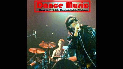 U2   ZOO TV   Dance Music  1992/03/26    YouTube