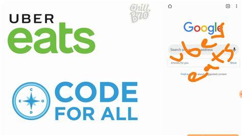 UBER Eats Promo Codes II New Promo Codes II Get 100% ...