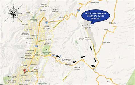Ubicacion De Quito Mapa