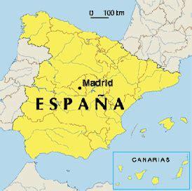 Ubicacion Geografica De Espana   SEONegativo.com