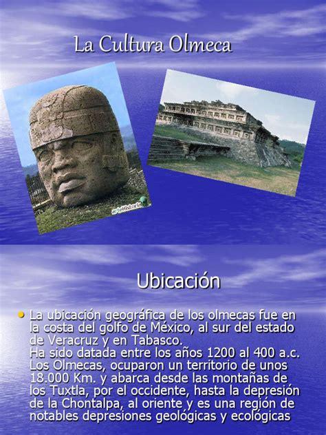 ubicacion geografica de los olmecas   Wood Scribd Mexico