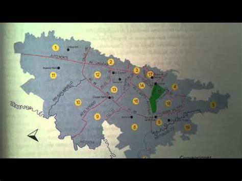Ubicación Localidad Antonio Nariño en el Mapa de Bogotá D ...