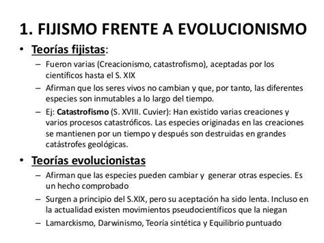 UD 4. Origen de la vida y evolución
