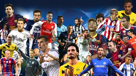 UEFA Champions League 14/15   Wallpaper 01 by ...
