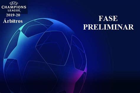 UEFA Champìons League 2019/20: Árbitros   Árbitros de ...