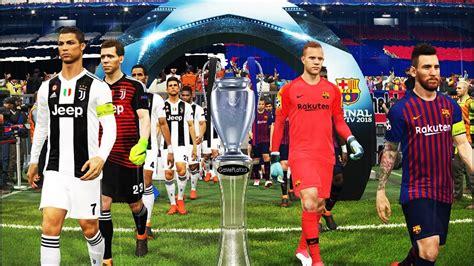 UEFA Champions League 2019 Final [UCL]   FC Barcelona vs ...
