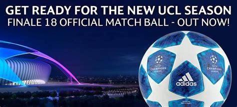 UEFA Champions League adidas Ball 2018 19   Todo Sobre ...
