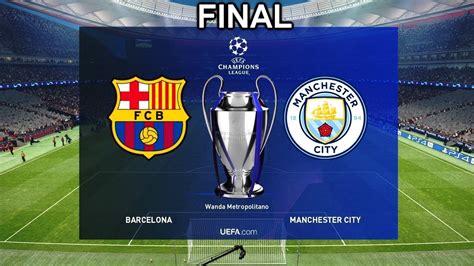 UEFA Champions League Final 2019   Barcelona vs Manchester ...