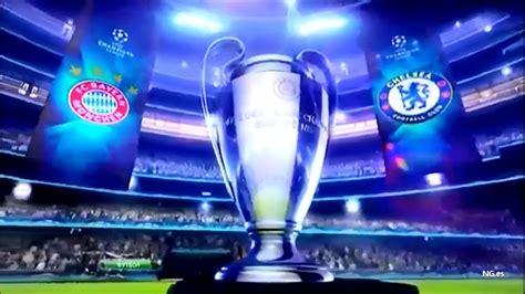 UEFA Champions League Final Munich 2012 Intro   YouTube