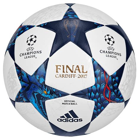 UEFA Champions League Finale Cardiff Official Match Ball